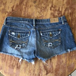 Abercrombie & Fitch Shorts - 2for$25 Abercrombie cut offs